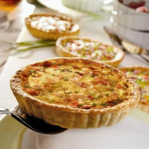 Chicken Quiche 1 Pc