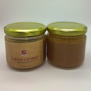 Salted Caramel Jar